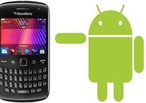 A minha mudança de BlackBerry para Android