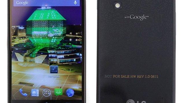 Está confirmado o 4º smartphone Nexus - o Google LG Nexus