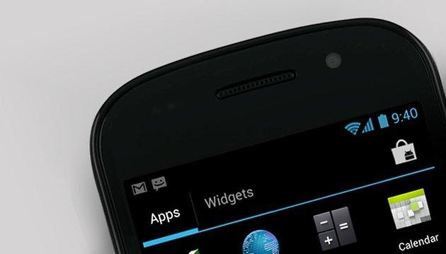 Atualização do Android 4.0.4 ICS para o Nexus S, Galaxy Nexus