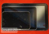 """Será que maior é melhor? Comparação dos Tablets Toshiba: 7, 10 e 13.3"""""""