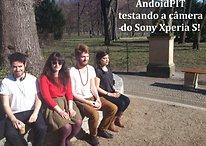 [Vídeo] Testamos a Câmera do Sony Xperia S