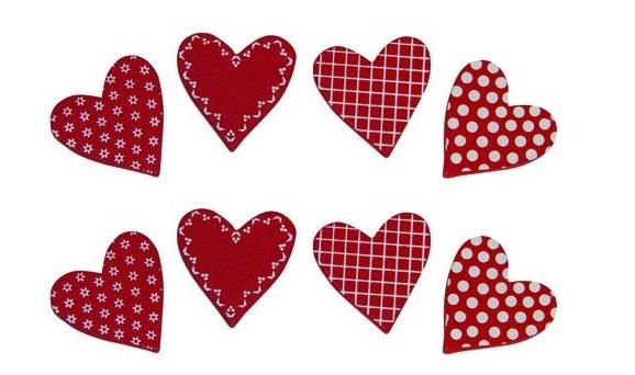 huit coeurs