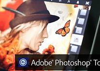 Photoshop Touch pour smartphone Android est enfin là