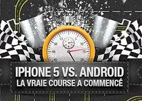 iPhone 5 vs Android : la vraie course ne fait que commencer