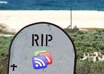 Google Reader est mort, vive les alternatives Android