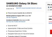 [Màj] Comment acheter le Samsung Galaxy S4 en France ?