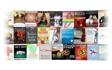 Amazon Kindle Fire ebook
