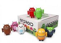 Des figurines Android qui deviennent objets de collection