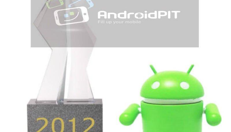 Les news AndroidPIT qui vous ont le plus marqué en 2012