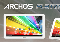 Tablettes Platinium et Archos Phone