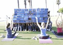 ASUS ultrabook : Flash mob dans les rues de Los Angeles