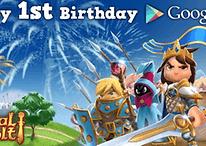 Google Play fête son anniversaire en Vous offrant des cadeaux