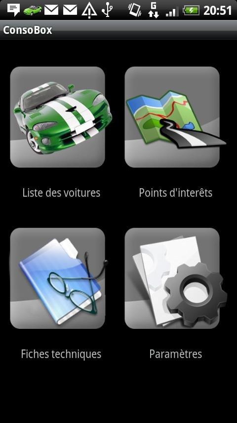 8 applications android pour automobilistes heureux. Black Bedroom Furniture Sets. Home Design Ideas