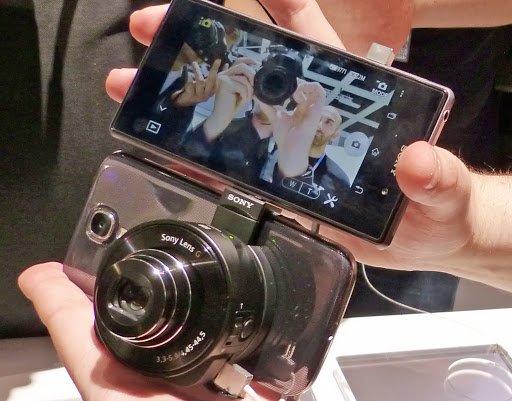 g lens live