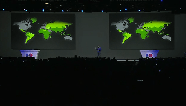 Google i/o : la prochaine version Android sera bien Android 4.3