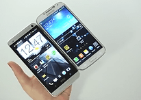 Face à face vidéo : Samsung Galaxy S4 vs HTC One
