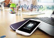 Samsung Galaxy S3 - le mise à jour Jelly Bean a commencé !