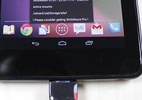 Mini lecteur de carte microSD : adieu mémoire limitée !
