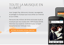 Google Play Music All Access arrive en Europe