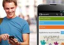 Notre nouvelle application AndroidPIT est arrivée !