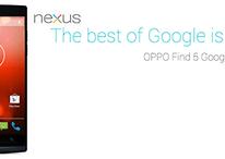 L'Oppo Find 5 en Google Edition ?