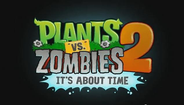 Plant vs Zombies 2 : sortie prévue en juillet