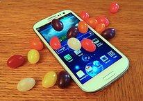Samsung Galaxy S3, modifié à la dernière minute pour Jelly Bean