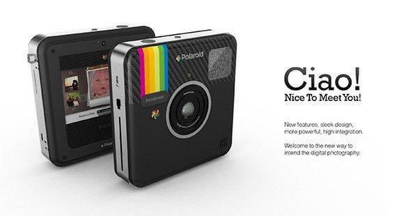 30dfb04f2e9ee Socialmatic   l appareil photo Instagram Polaroid a un prix