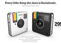 Socialmatic : l'appareil photo Instagram Polaroid a un prix