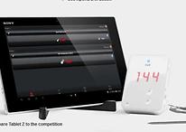 Sony dévoile sa Xperia Tablet Z Kitchen Edition pour la cuisine