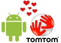 TomTom débarque sur Android : C'est parti pour le roadtrip !