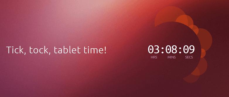 Ubuntu tablettes
