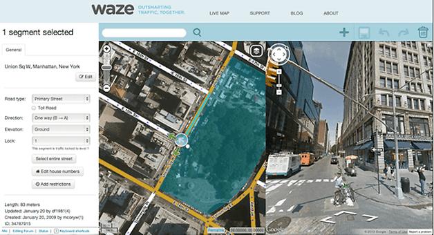 waze googlemaps