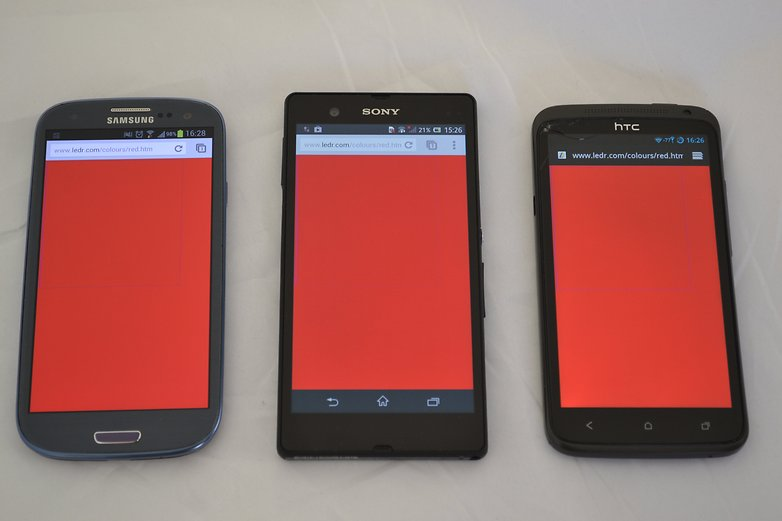 xperia z rouge