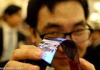 Le Samsung Galaxy Note 2 équipé d'un écran flexible ?