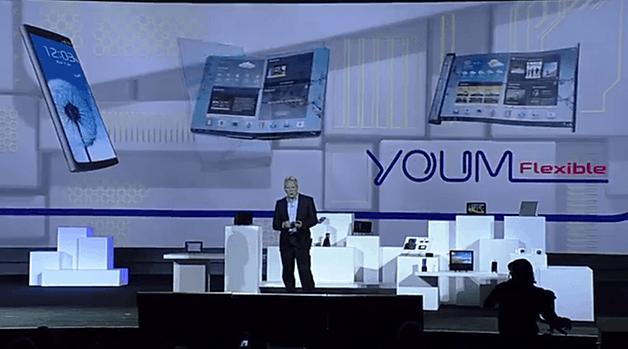 Youm CES Samsung