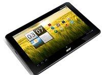 Acer presenta su tablet A200 de 10 pulgadas por 255 €