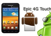 ICS Update Rolling Out For Samsung Galaxy SII Epic 4G Touch (Sprint)