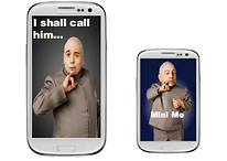 Galaxy S3 Mini Coming On October 11th?