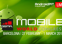 AndroidPIT Live At MWC For Sony Press Conference!