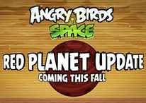 Angry Birds Space: y a t-il de la vie sur Mars?