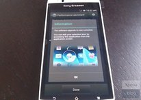 ICS Update Starts Rolling Out For Sony Xperia Arc S, Neo V, And Ray