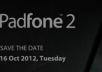 Asus PadFone 2 Being Released October 16th. Monster Specs Inside!