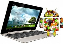Asus propose Jelly Bean pour ses Transformer Prime et Infinity
