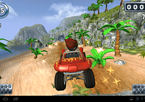 Beach Buggy Blitz For Android = Mario Kart On Steroids