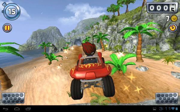 beach buggy blitz para android