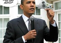 Motorola Gets Xbox 360 Banned In The US? Not If Obama Likes Games