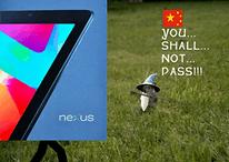 Pourquoi le gouvernement chinois bloque les imports de Nexus 7