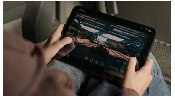 Cloud Gaming Android Tablet
