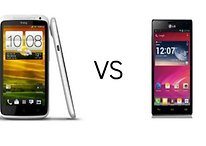 Quad Core Comparison: HTC One X Vs LG Optimus 4X HD (Video)